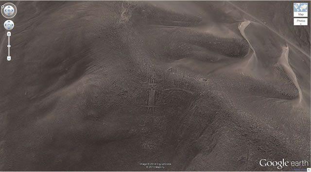 50 descubrimientos sorprendentes en Google Earth 31