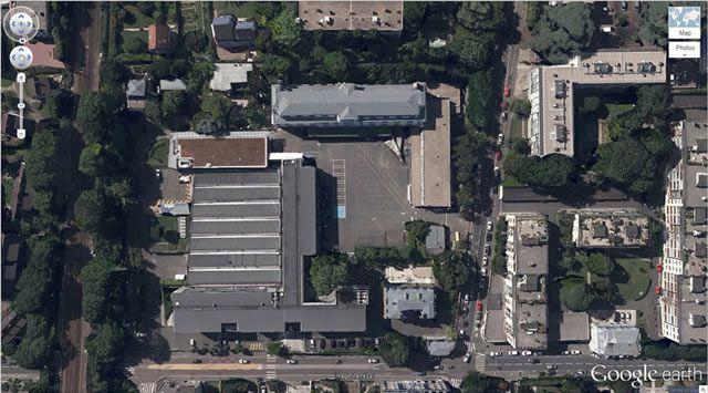 50 descubrimientos sorprendentes en Google Earth 32