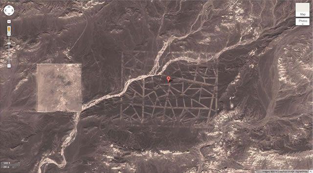 50 descubrimientos sorprendentes en Google Earth 33