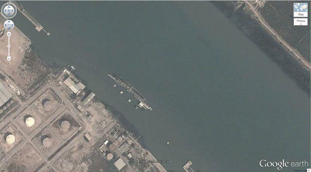 50 descubrimientos sorprendentes en Google Earth 34