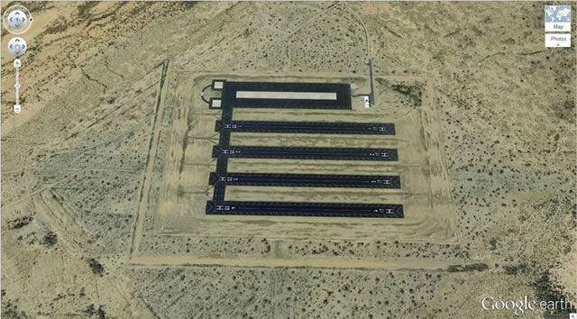 50 descubrimientos sorprendentes en Google Earth 35