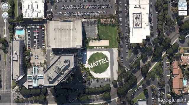 50 descubrimientos sorprendentes en Google Earth 37