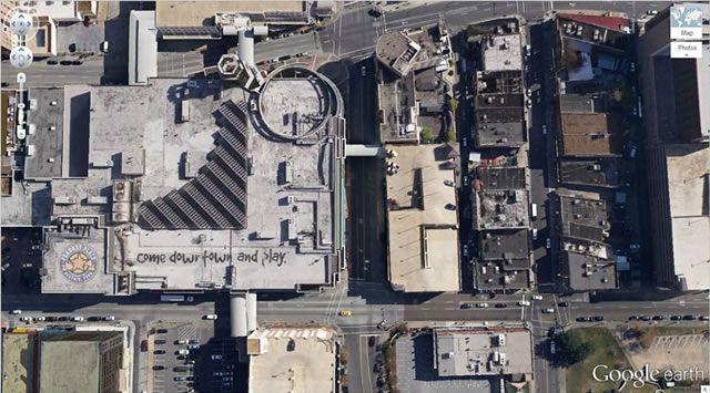 50 descubrimientos sorprendentes en Google Earth 44