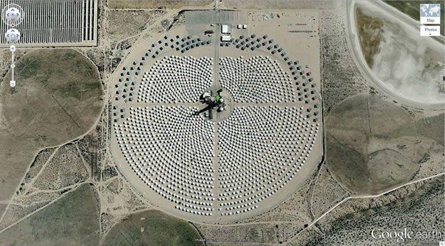 50 descubrimientos sorprendentes en Google Earth 46