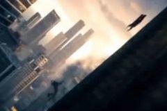 Man Of Steel con efectos sonoros de Dragon Ball