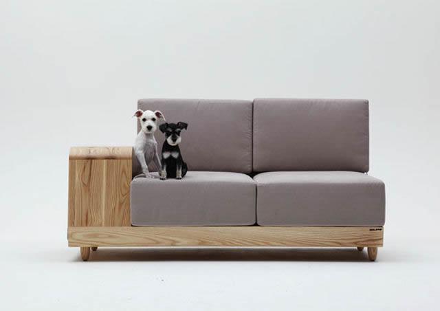 21 ideas creativas muebles para mascotas 03