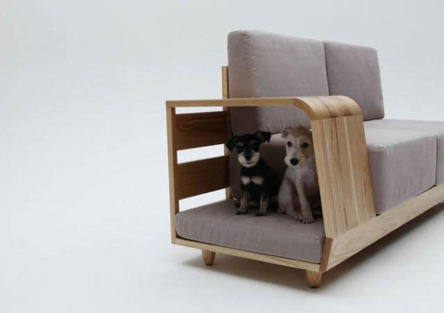 21 ideas creativas muebles para mascotas 04