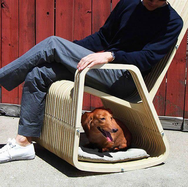 21 ideas creativas muebles para mascotas 09