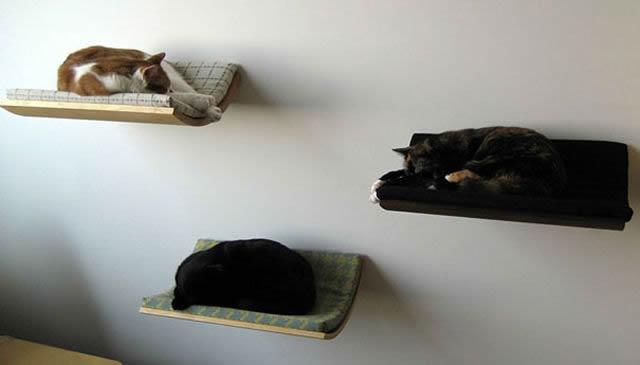 21 ideas creativas muebles para mascotas 15