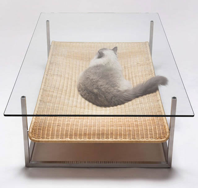 21 ideas creativas muebles para mascotas 22