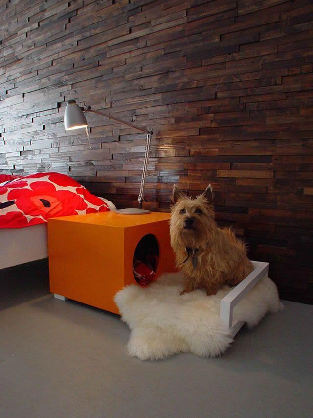 21 ideas creativas muebles para mascotas 23
