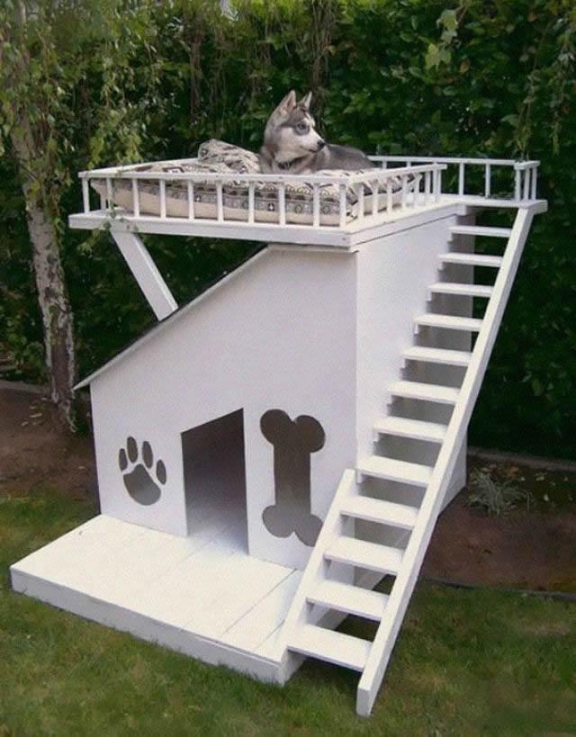 21 ideas creativas muebles para mascotas 25