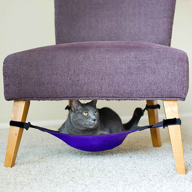 21 ideas creativas muebles para mascotas 27