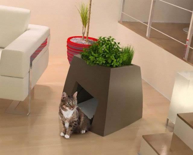 21 ideas creativas muebles para mascotas 29