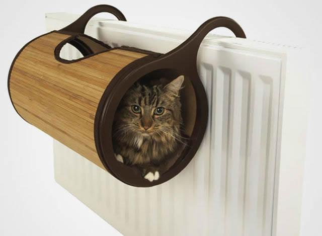 21 ideas creativas muebles para mascotas 33