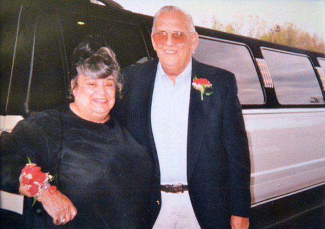 Florence Hale y Ed Hale (2)