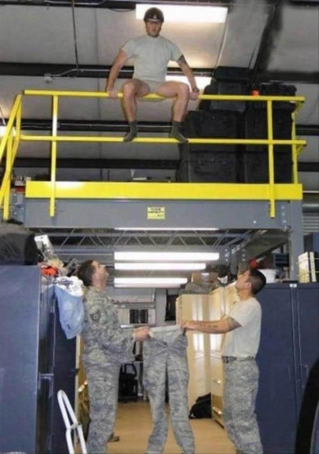 Hombres en situaciones peligrosas (7)