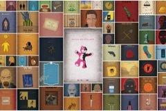 62 posters de Breaking Bad