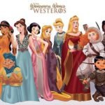 Las Princesas de Disney en Game Of Thrones