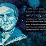 Archivos de Carl Sagan empiezan a estar disponibles en línea