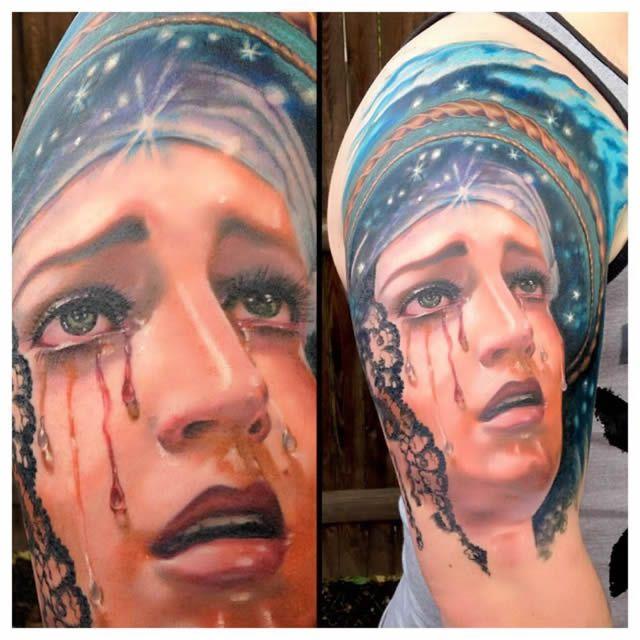 tatuajes realistas Dmitriy Samohin (3)