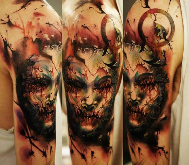 Los tatuajes más realistas del mundo Tatuajes_realistas_Dmitriy_Samohin_04