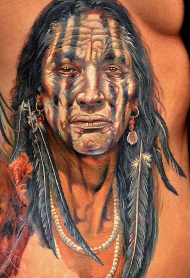 Los tatuajes más realistas del mundo Tatuajes_realistas_Dmitriy_Samohin_11