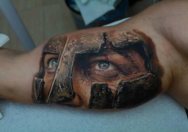 Los tatuajes más realistas del mundo Tatuajes_realistas_Dmitriy_Samohin_13