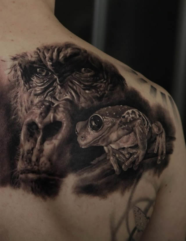 Los tatuajes más realistas del mundo Tatuajes_realistas_Dmitriy_Samohin_15