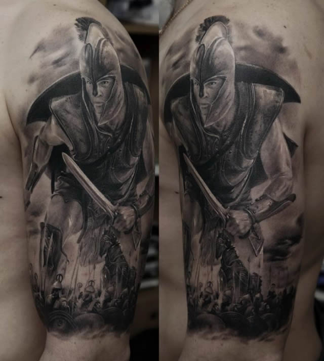 Los tatuajes más realistas del mundo Tatuajes_realistas_Dmitriy_Samohin_16
