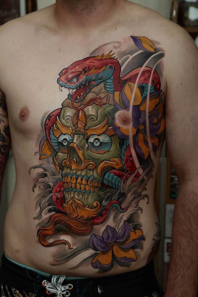 tatuajes realistas Dmitriy Samohin (19)