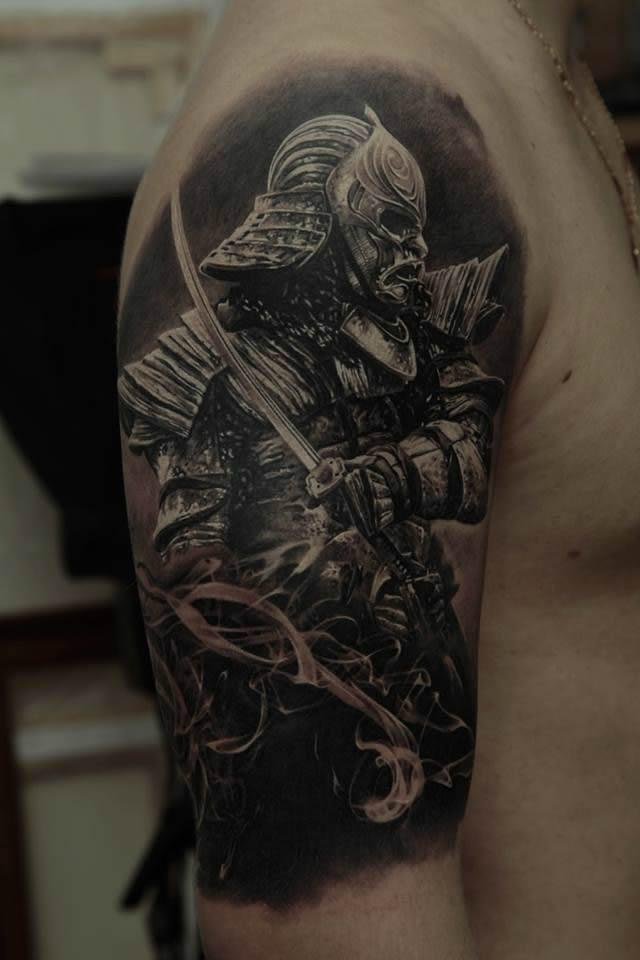 Los tatuajes más realistas del mundo Tatuajes_realistas_Dmitriy_Samohin_19