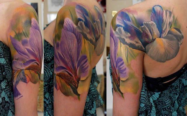 Los tatuajes más realistas del mundo Tatuajes_realistas_Dmitriy_Samohin_20