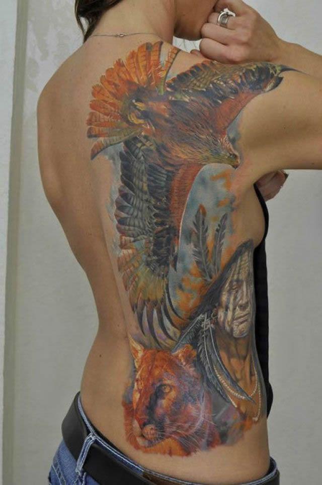 tatuajes realistas Dmitriy Samohin (16)
