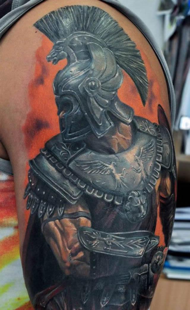 Los tatuajes más realistas del mundo Tatuajes_realistas_Dmitriy_Samohin_22