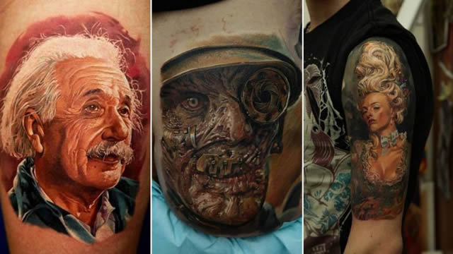 Los tatuajes más realistas del mundo Tatuajes_realistas_Dmitriy_Samohin_24