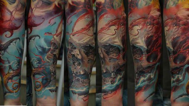 Los tatuajes más realistas del mundo Tatuajes_realistas_Dmitriy_Samohin_26