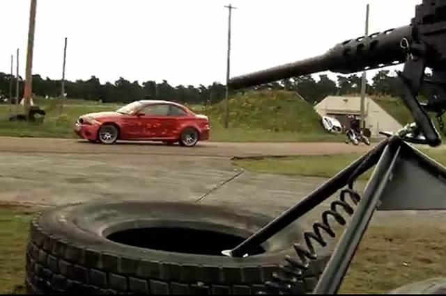 Top Gear: persecución en auto