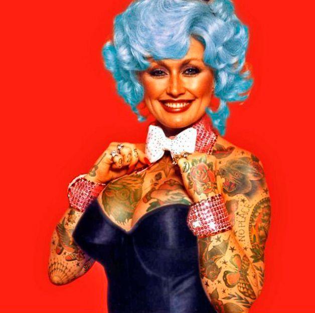 Celebridades tatuadas como nunca las Viste