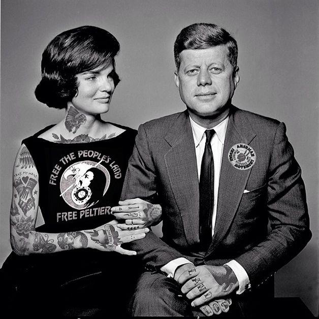 Tatuajes de kennedys