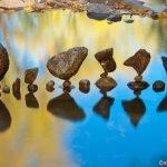 Rocas en equilibrio por Michael Grab