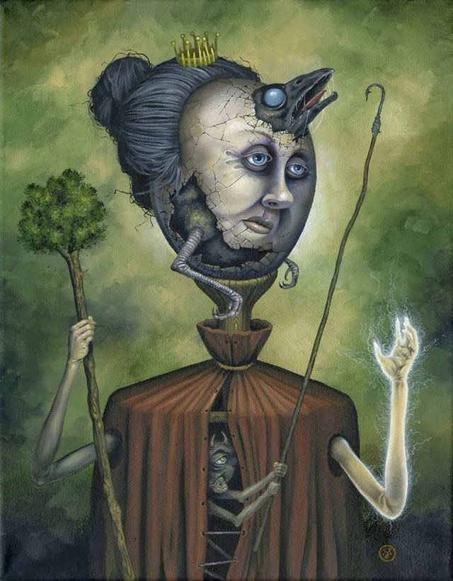 Pinturas Jeff Christensen surrealismo (5)