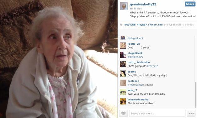 Betty la abuela con cáncer de Instagram (18)