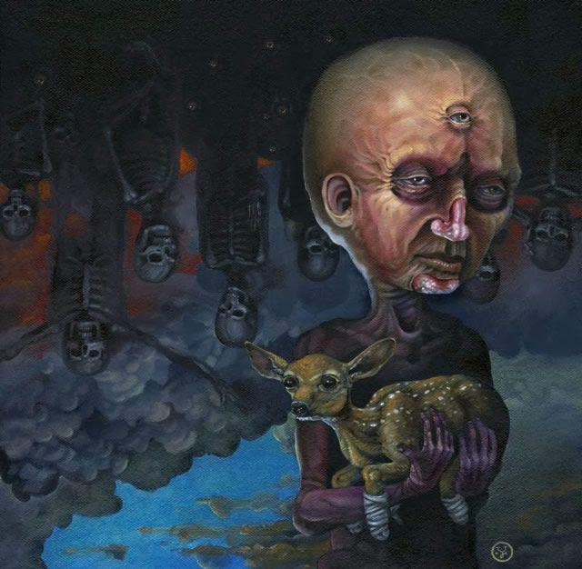 Pinturas Jeff Christensen surrealismo (1)