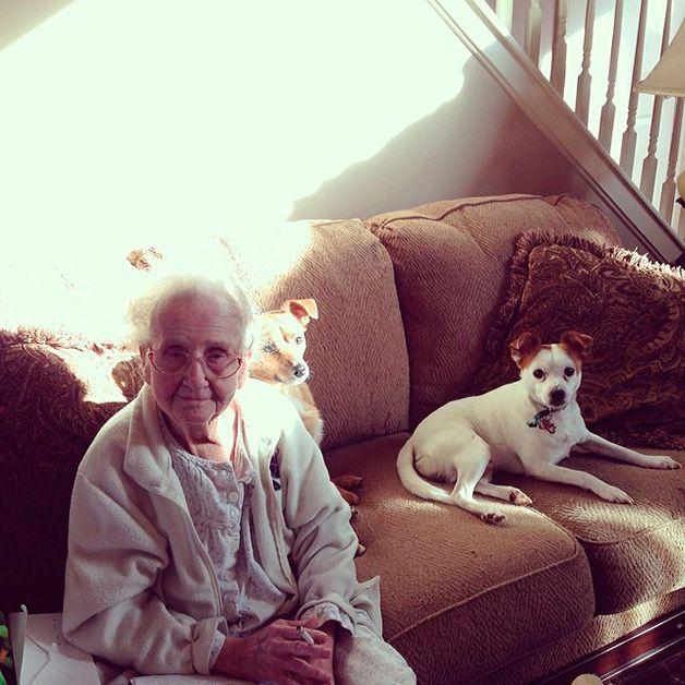 Betty la abuela con cáncer de Instagram (3)