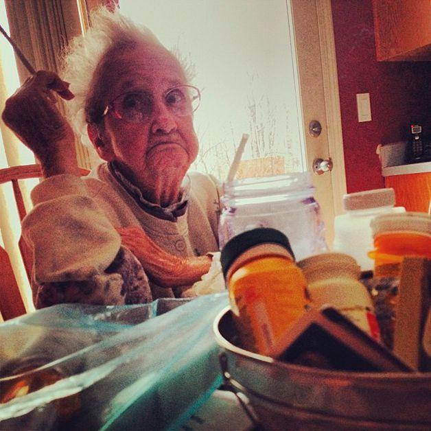 Betty la abuela con cáncer de Instagram (9)