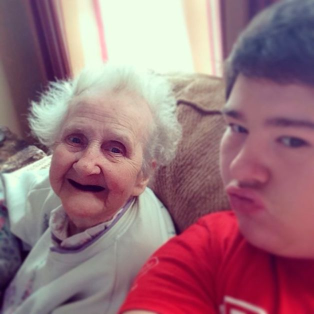 Betty la abuela con cáncer de Instagram (4)