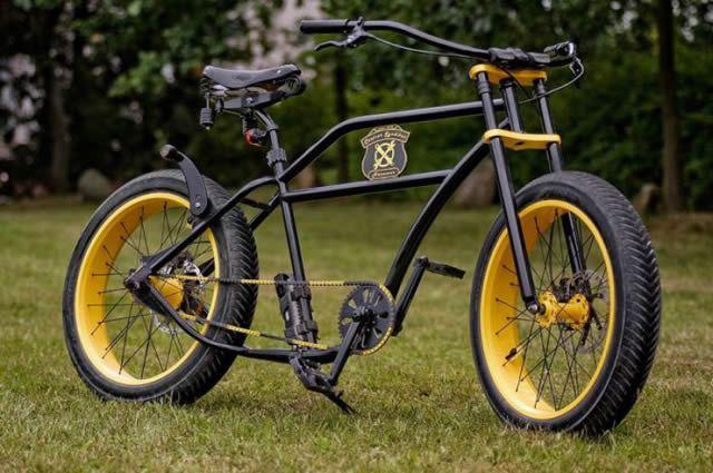 Bicicleta Personalizada (2)