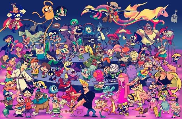 cartoons clásicos