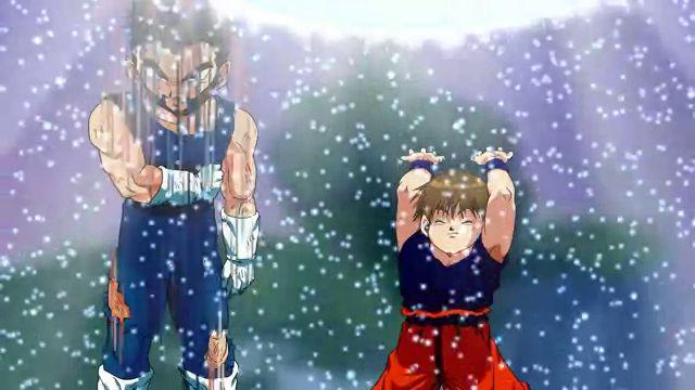 Padre regala a su hijo capítulo de Dragon Ball donde son protagonistas (4)